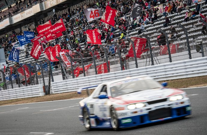 Want to see more Nissan racers? Fuji festival is December 2