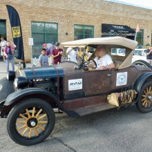 Road rules: They broke them all but made it from Oregon to Chicago in 1924 Dodge