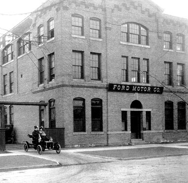 Ford, The building of legend: Ford's Piquette Avenue Plant, ClassicCars.com Journal