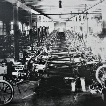 The building of legend: Ford's Piquette Avenue Plant