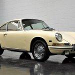 Porsche 912 front