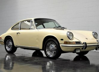 Still-affordable Porsche 912