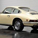 Porsche 912 rear