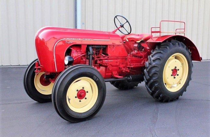Porsche tractors (yes, tractors) will race at Rennsport Reunion