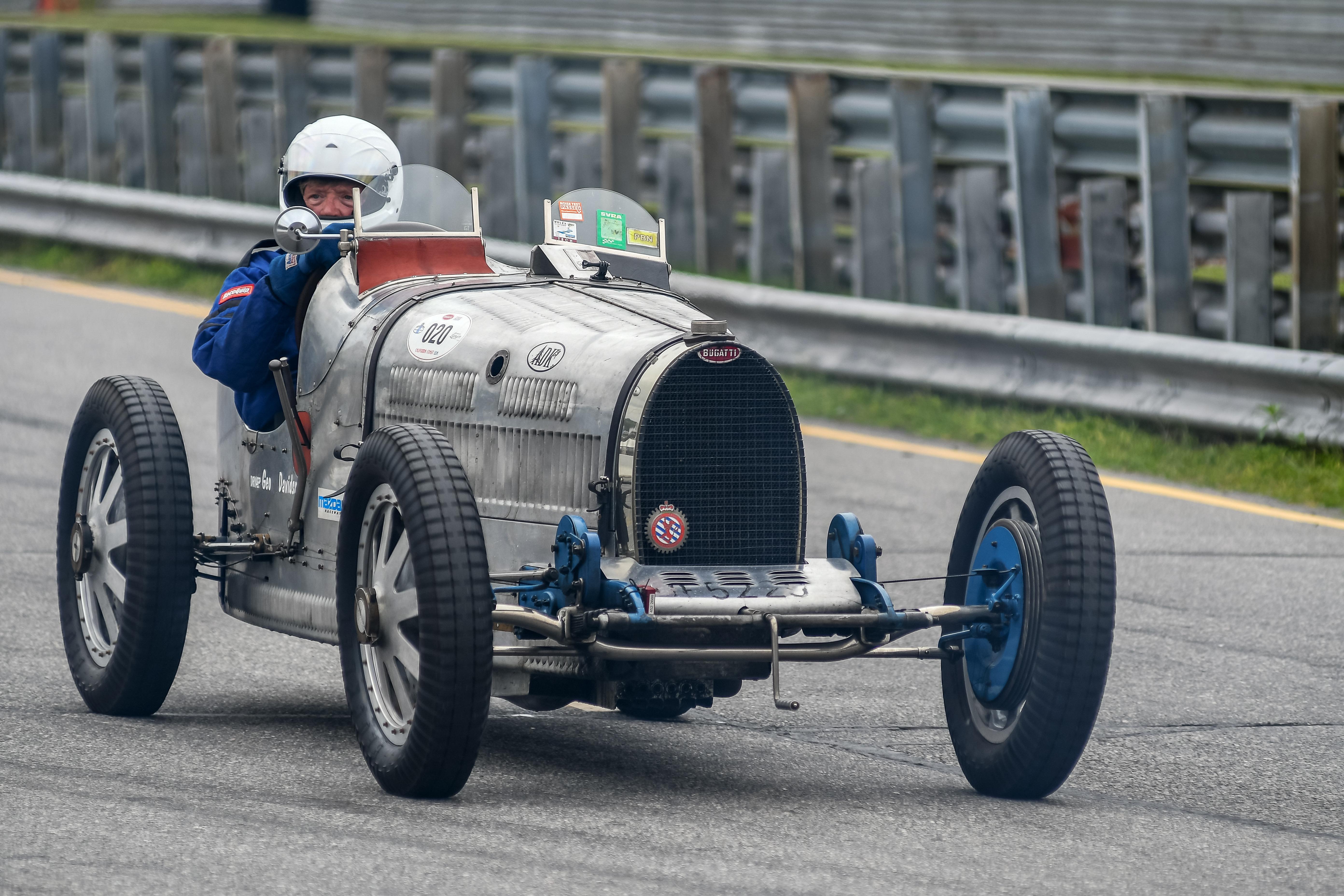 Bugatti, It's a Bugatti bonanza at 36th Lime Rock Historic Festival, ClassicCars.com Journal