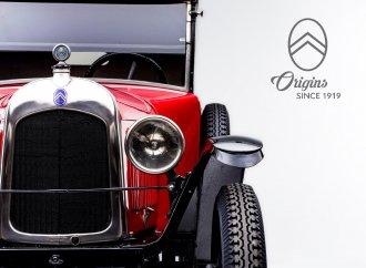Citroen to parade 25 historic vehicles to Paris show