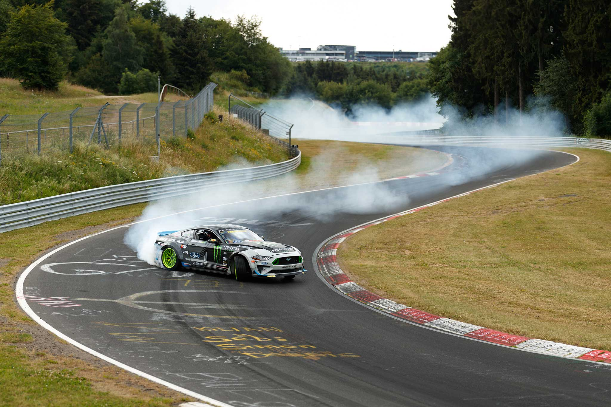 Drift, The 'Ring has a drift king: Mustang masters famed track, ClassicCars.com Journal