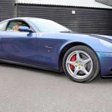 Blue Ferrari Blue: Eric Clapton's Italian sports car up for auction