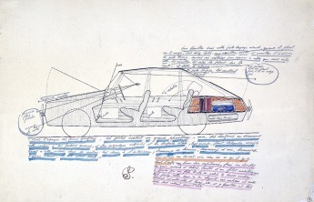 Gio Ponti, 65 years later, Gio Ponti's Linea Diamante to achieve full-scale unveiling, ClassicCars.com Journal