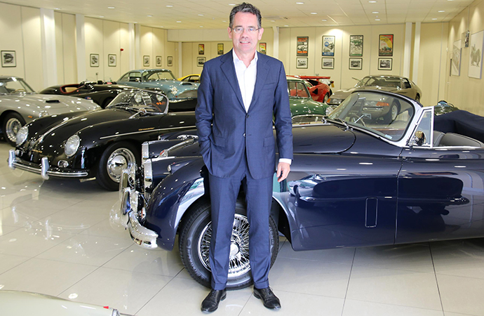 Ailing classic car dealer, restorer JD Classics finds buyer