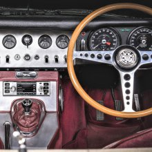 Classic Infotainment systems available for Jaguars, Land Rovers