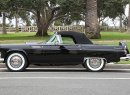 The convertible will be sold both with its black canvas top...   Julien's Auctions photo