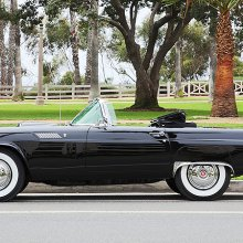 Marilyn Monroe's Ford Thunderbird to be auctioned for first time