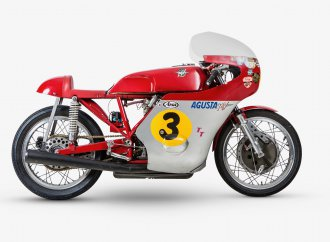 '70s bikes star in single-owner motorcycle auction