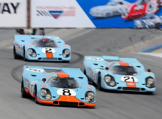 Porsche stars will gather at Rennsport Reunion VI