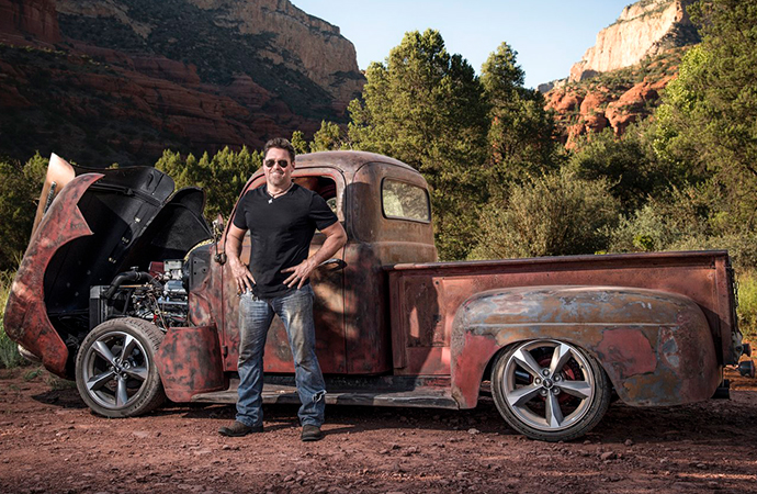 Boomtown Builder Star Tim McClellan Offers Unique Take On Restomods - Ellen degeneres show car giveaway