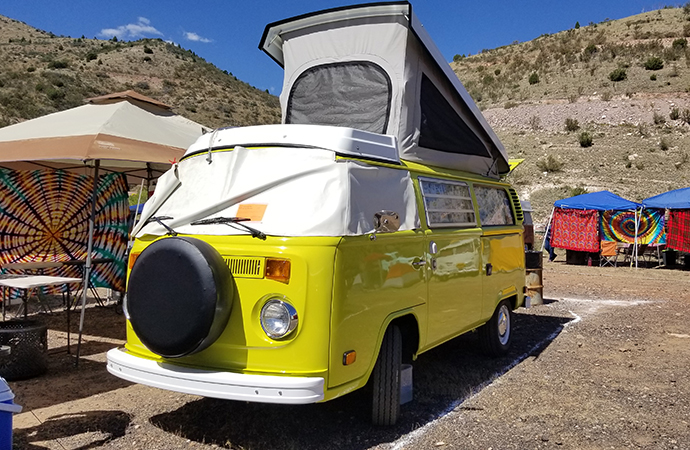 There were some gorgeous campers at the show. | Carter Nacke photo