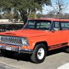 As-new Jeep Cherokee Chief with ultra-low original mileage