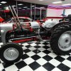 Jaguar-powered farm tractor