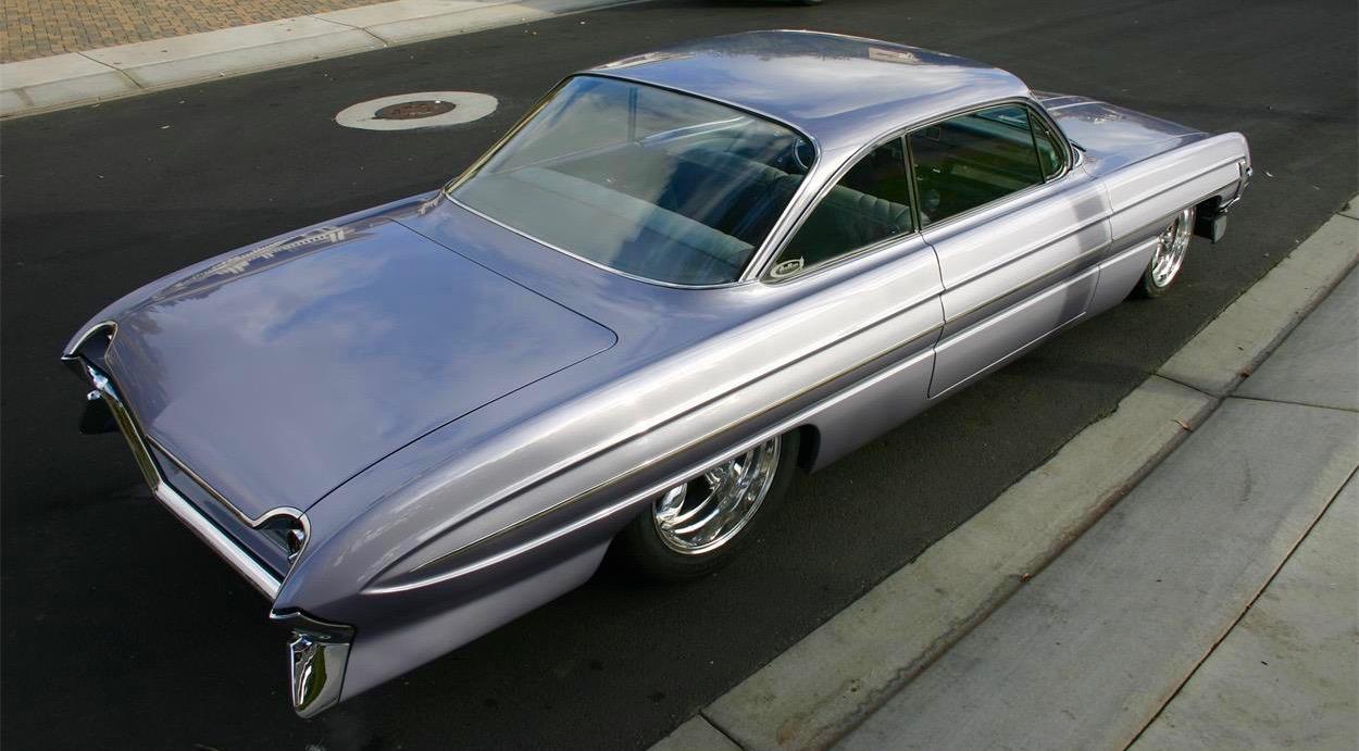 1961 Oldsmobile Dynamic 88, 'Purple Passion' 1961 Oldsmobile Dynamic 88 custom, ClassicCars.com Journal