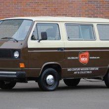 Garage-kept, rust-free Vanagon