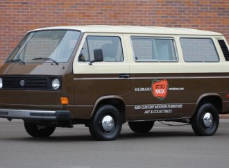 Garage-kept, rust-free Vanagon