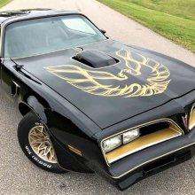 Bandit-style 1977 Pontiac Firebird Trans Am SE