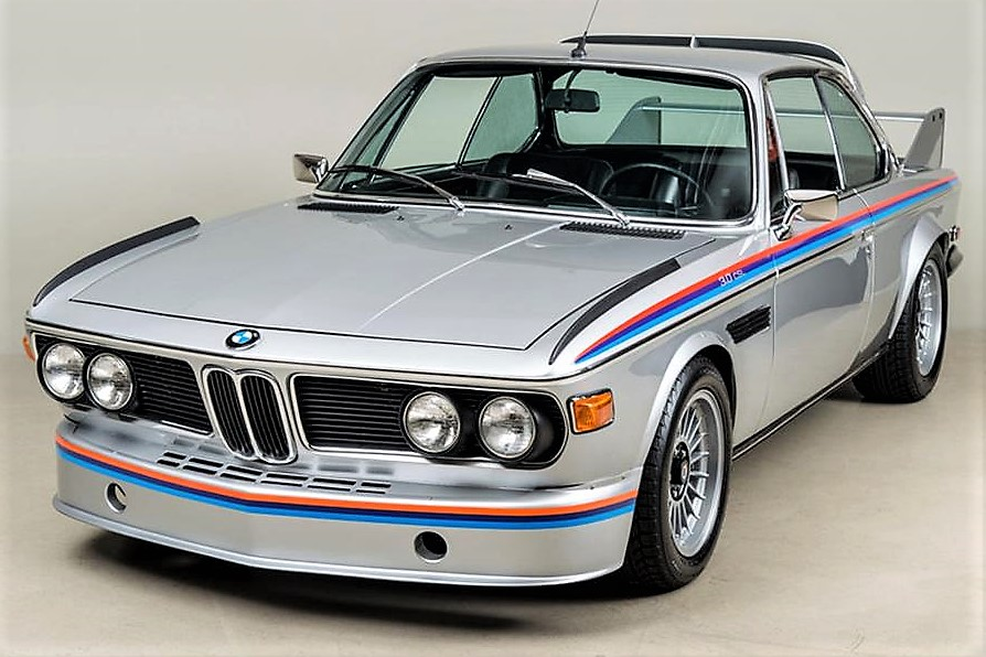 Bmw 3.0 Csl >> Bmw 3 0 Csl Batmobile With Low Mileage And All The Trimmings