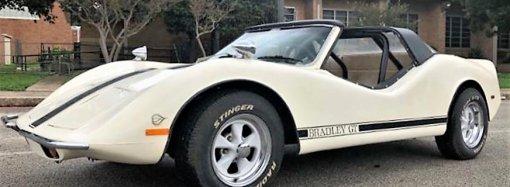 Original VW kit-car Bradley GT