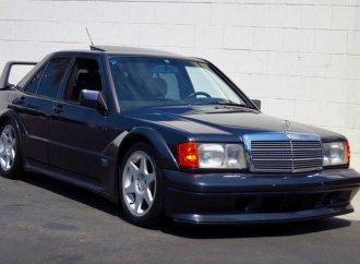 1990 Mercedes homologation special