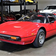 Ferrari 308 GTS originally owned by Indy 500 champ Rick Mears