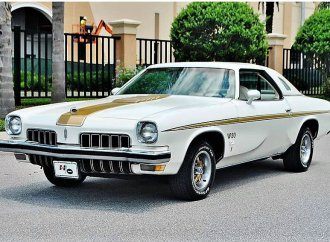 Muscle-era survivor Hurst/Olds