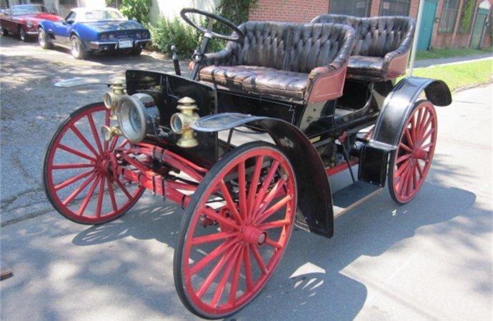 1908 Tudhope McIntrye was Canadian-American hybrid