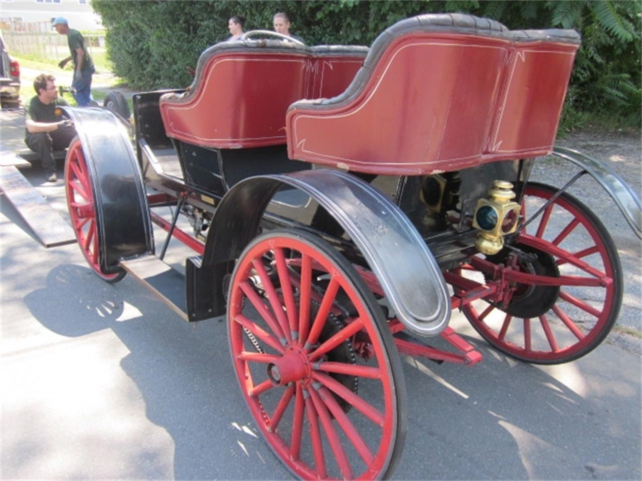 hybrid, 1908 Tudhope McIntrye was Canadian-American hybrid, ClassicCars.com Journal