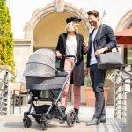 Mercedes-Benz Kinderwagen Avantgarde – From Function to Experience: Sternfahrt für die KleinstenMercedes-Benz baby carriage Avantgarde – from Function to Experience: Stellar ride for the littlest ones…