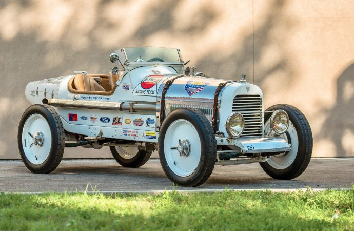 Museum cars being sold to fuel founder's other passion