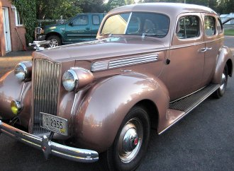 Classic pre-war Packard that is affordable as well as collectible