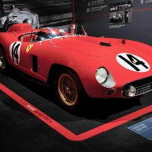 Driven by the greats: '56 Ferrari headlines RM Sotheby's LA auction