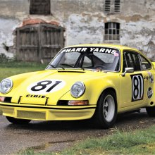 Cars from 7 decades of Porsche offered in RM Sotheby's sale