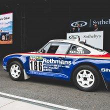 Porsche-only 70th anniversary auction reaches $25.8 million