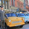 Spy museum celebrates East Germany's Trabant