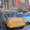 Spy museum celebrates East Germany's Trabant