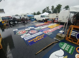 Swap meets provide automotive treasures