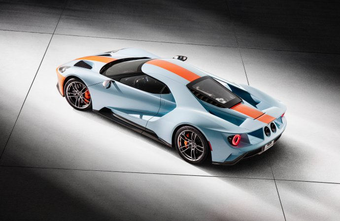 Ford will expand GT production through 2022