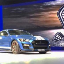 First look? 2020 Ford Mustang Shelby GT500 leaked