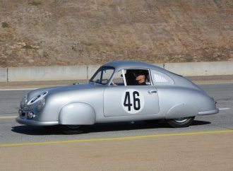 Rennsport Reunion VI becomes world's largest Porsche party