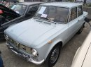 Unusual Fiat 124 Coupe was snapped up in the early hours of the Padua show.
