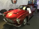 Restorers showed off their skills with glowing examples like this Maserati 3500.