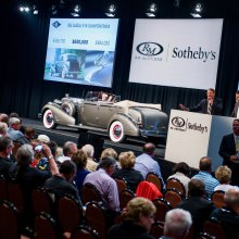 American classics dominate RM auction at Hershey