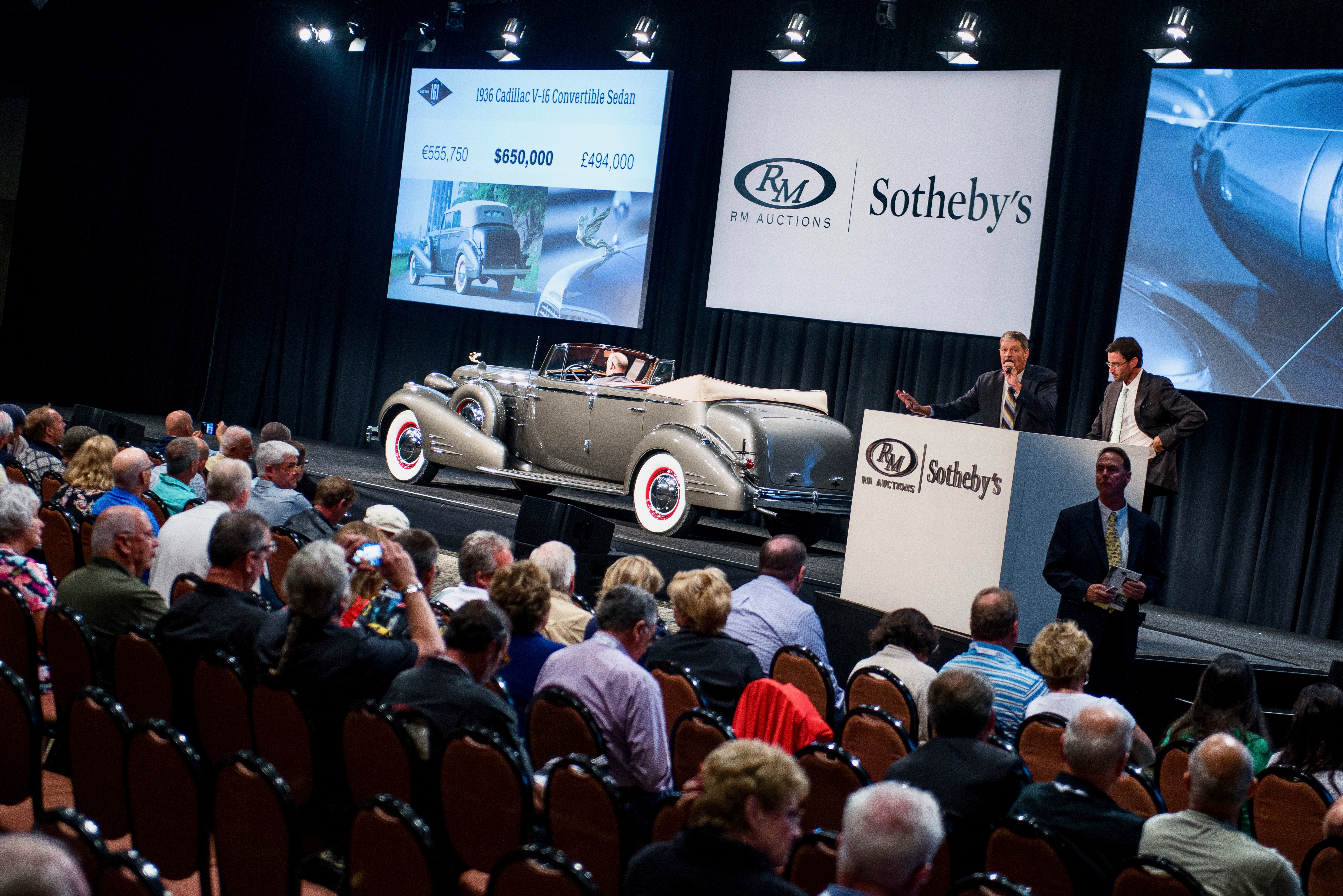 American Classics Dominate Annual RM Auction At Hershey - Hershey car show 2018 dates